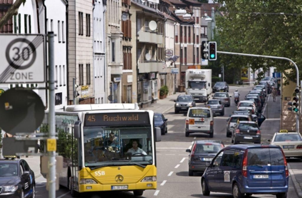 Der CDU-Vorschlag, die Waldebene Ost durch eine Busverbindung – etwa die Verlängerung der Linie 45 – nicht nur an Wochenenden zu erschließen, wurde  mehrheitlich beschlossen Foto: Michael Steinert