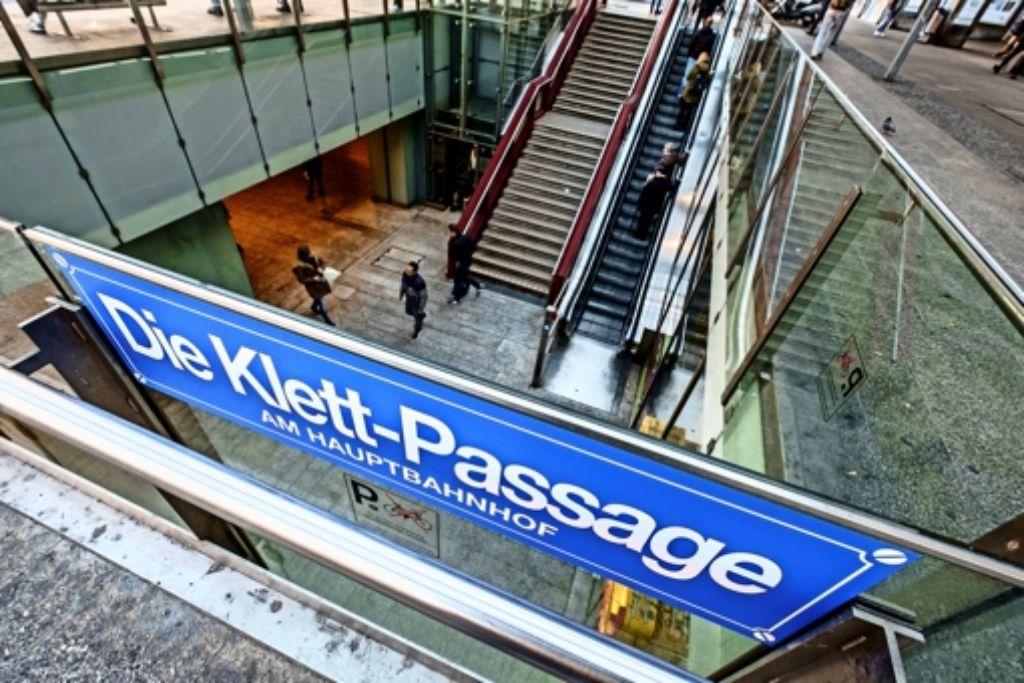 Motoren im Dauerbetrieb: Am Hauptbahnhof nutzen laut Bahn jährlich 4,5 Millionen Menschen die Rolltreppen. Foto: Lichtgut/Leif Piechowski