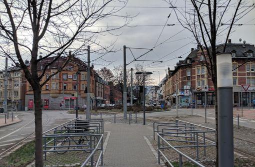 U4 hält nicht am Ostendplatz und in Gaisburg