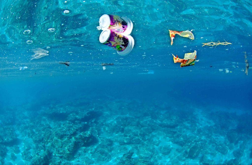 Schwerpunkt des Welttags der Meere ist in diesem Jahr jedoch die Verschmutzung der Meere mit Plastikmüll. Foto: Mauritius