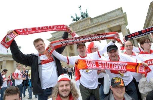 VfB Stuttgart startet in Berlin den neuen Final-Anlauf