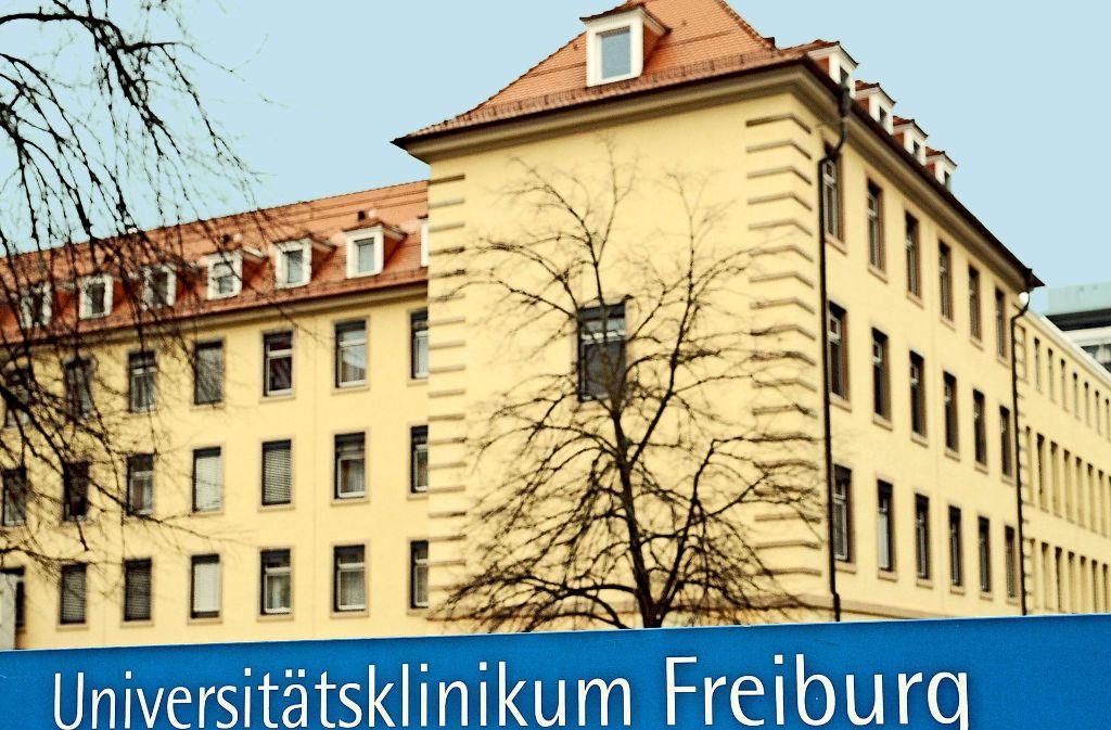 Die Freiburger Uniklinik besetzt ihre Spitzenpositionen neu.Hanns-Peter Knaebel ist neu im Aufsichtsrat der Uniklinik. Foto: dpa