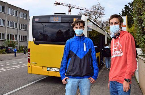 Schüler können auf zwei zusätzliche Busse hoffen