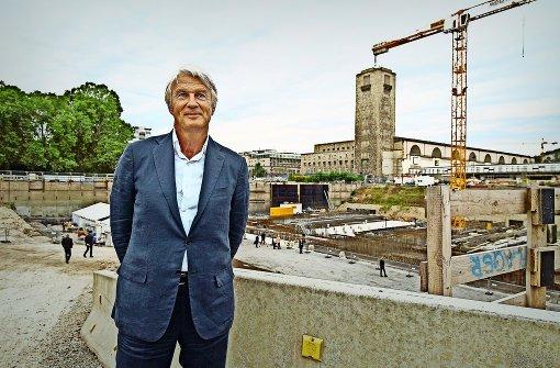 Stadt gibt keinen Solo-Auftrag an Ingenhoven