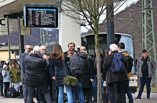 """Fahrgäste im Stauferkreis erhalten jetzt  """"Echtzeitinformationen"""""""