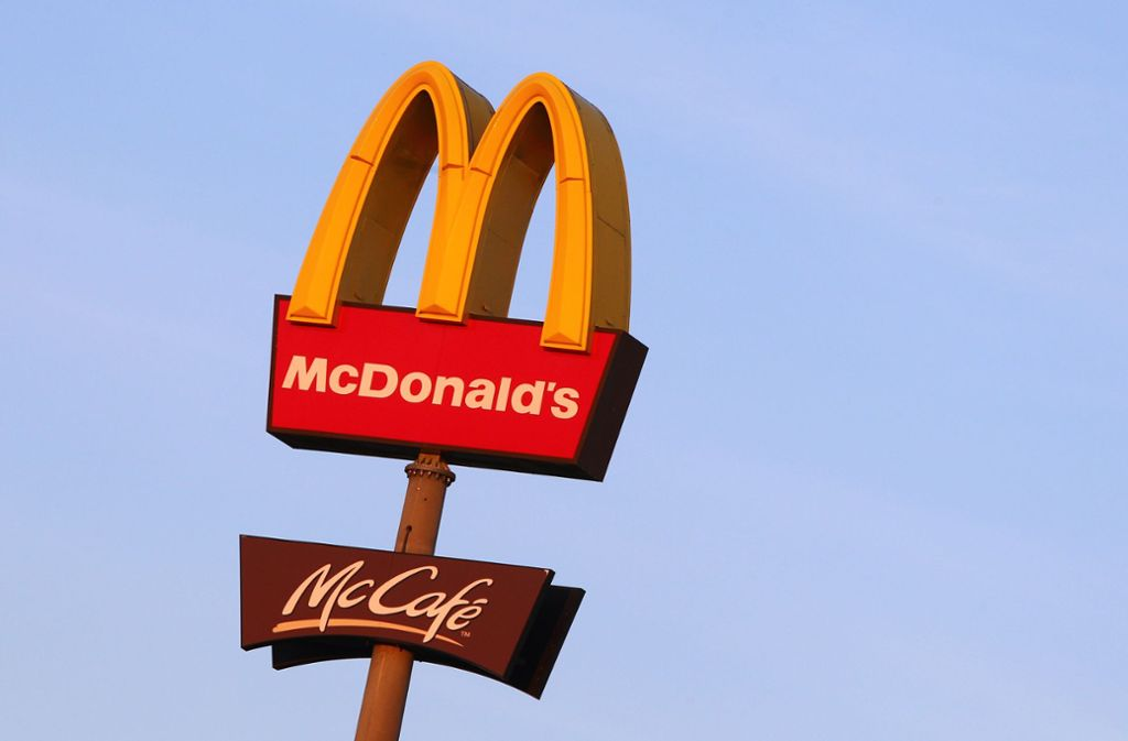 McDonald's plant, den Plastikverbrauch deutlich einzudämmen. Foto: Karl-Josef Hildenbrand/dpa