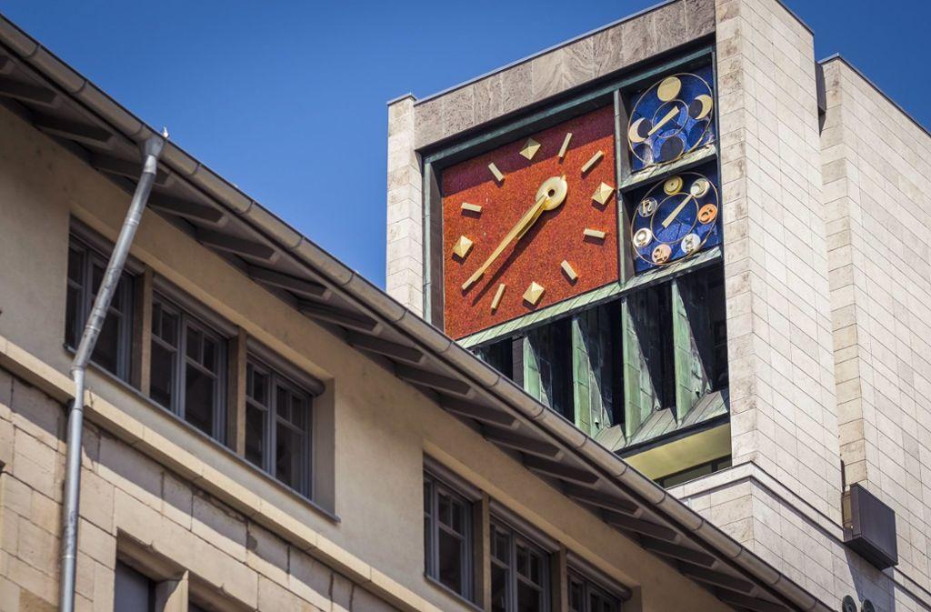 Der Bezirksbeirat Mitte tagt im Stuttgarter Rathaus. Nach den Kommunalwahlen am 26. Mai setzt sich das Gremium neu zusammen. Foto: