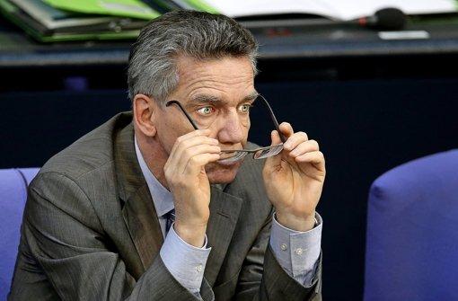 CDU reagiert mit   harschem Nein