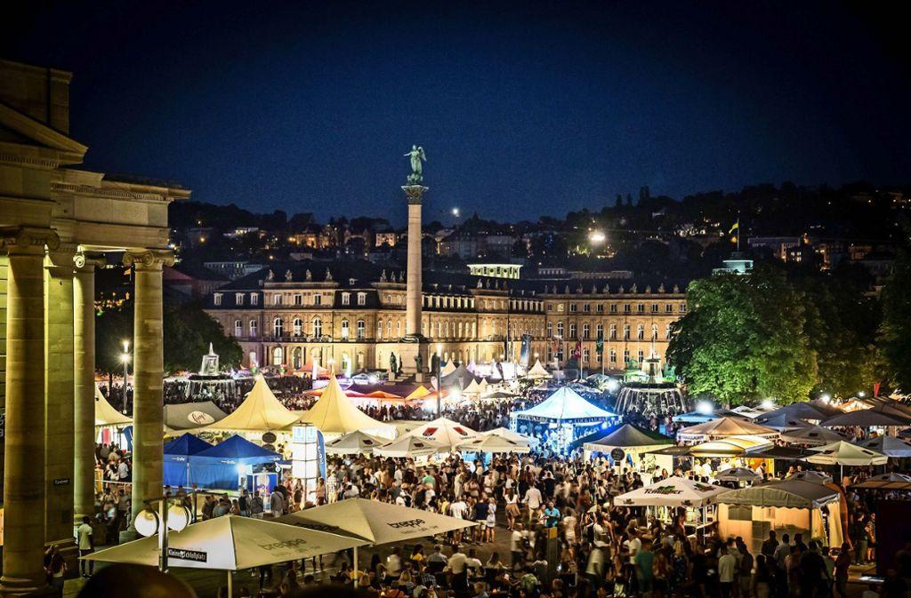In diesem August sollte eigentlich das 30. Sommerfest gefeiert werden – doch daraus wird erst mal nichts. Foto: Lichtgut/Julian Rettig (2), Ferdinando Iannone