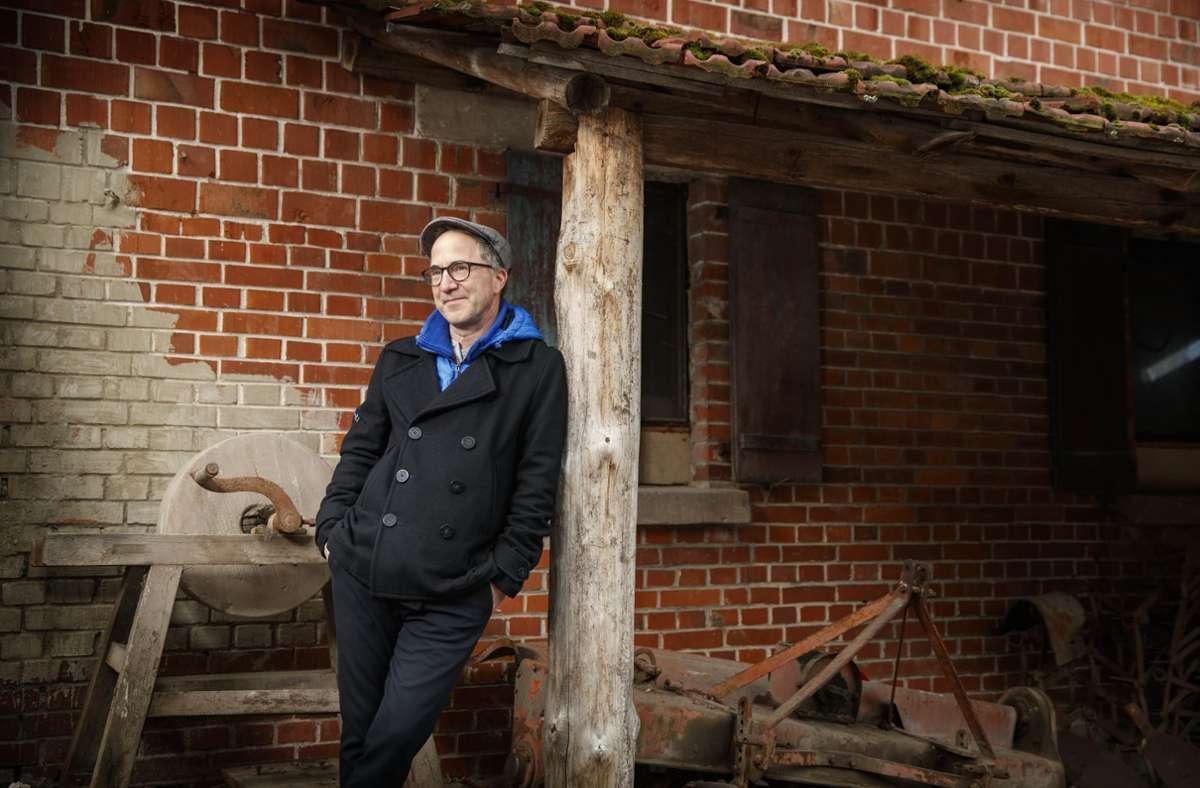 Jürgen Hörig wollte als Kind Schlagersänger werden. Foto: Gottfried Stoppel