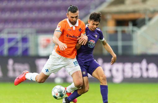 Spieltagsblog: Darmstadt sammelt  wichtige Punkte im Aufstiegskampf