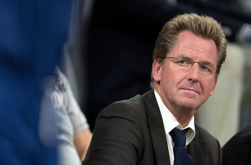 BBL-Geschäftsführer Stefan Holz will keine Protestaktionen beim Basketball sehen. Foto: dpa/Nicolas Armer