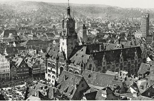 Von der alten Pracht einer stolzen Stadt