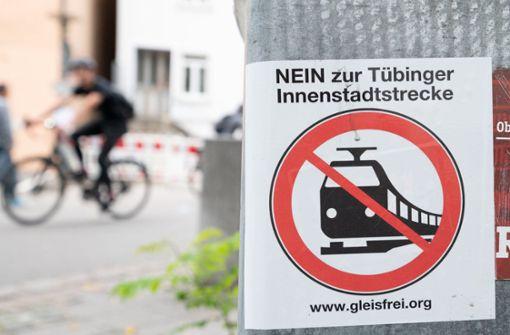 """Tübinger entscheiden über """"Tüxit"""" oder Stadtbahn"""