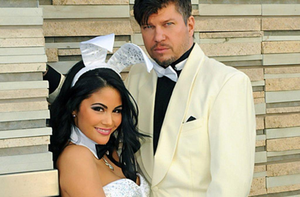 Die Hochzeit von Mia Gray und Oliver Burghart in den USA. Foto: Dolz & Burghart