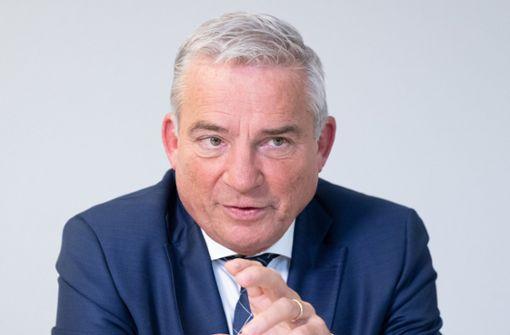 Die lange Leitung von Innenminister Thomas Strobl