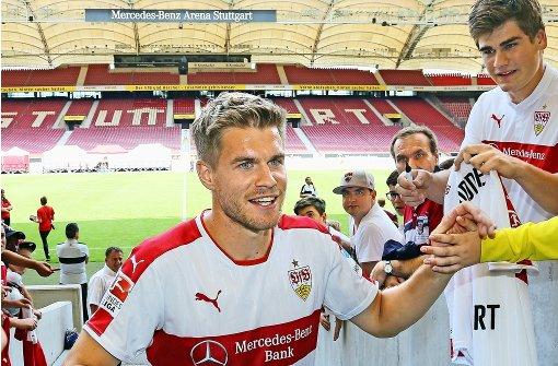 Beim VfB startet  die neue Zeitrechnung