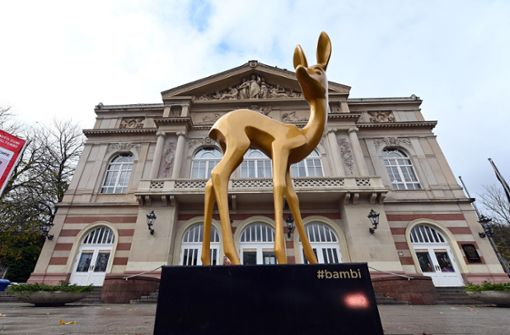 Bambi in Baden-Baden