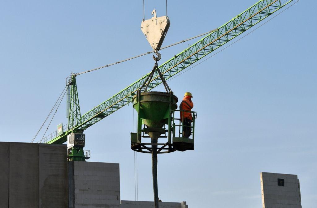 In Ludwigsburg soll wieder mehr gebaut werden – die Frage ist nur: zu welchen Konditionen? Foto: dpa