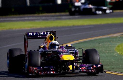 Räikkönen gewinnt Saisonauftakt vor Alonso und Vettel