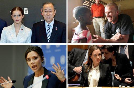 UN-Sonderbotschafter - eben mal die Welt retten
