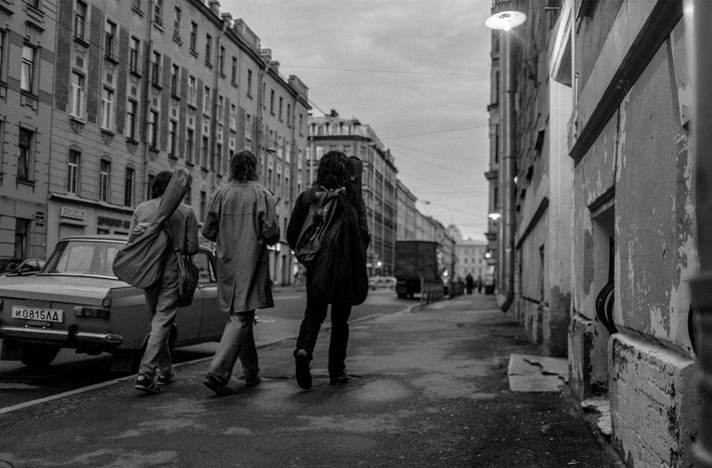 """Szene aus Kirill Serebrennikows Film """"Leto"""" Foto: Festival"""