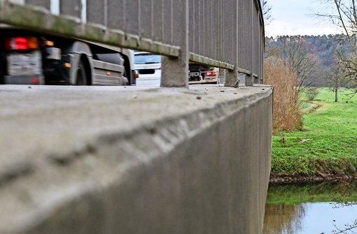 Marode Brücken: es droht ein Verkehrschaos