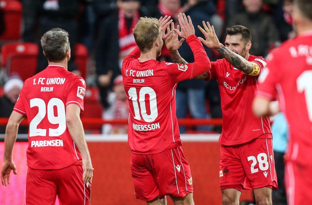 Sebastian Andersson war mit seinen zwei Toren der Matchwinner. Foto: dpa/Andreas Gora