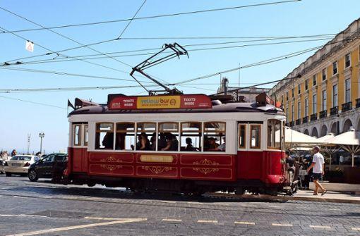 Lissabon als  Vorbild für eine  Kultur-Tram