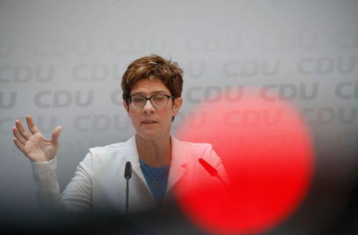 """""""Die Union  braucht mehr Diversität"""""""