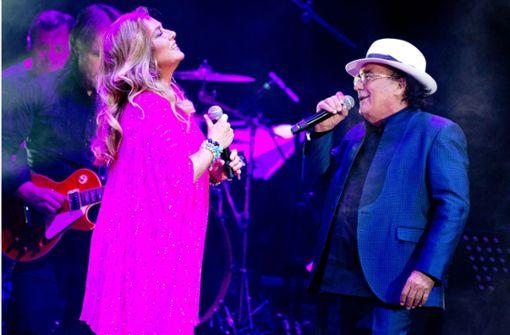 Schunkeln und singen mit dem Italo-Pop-Duo