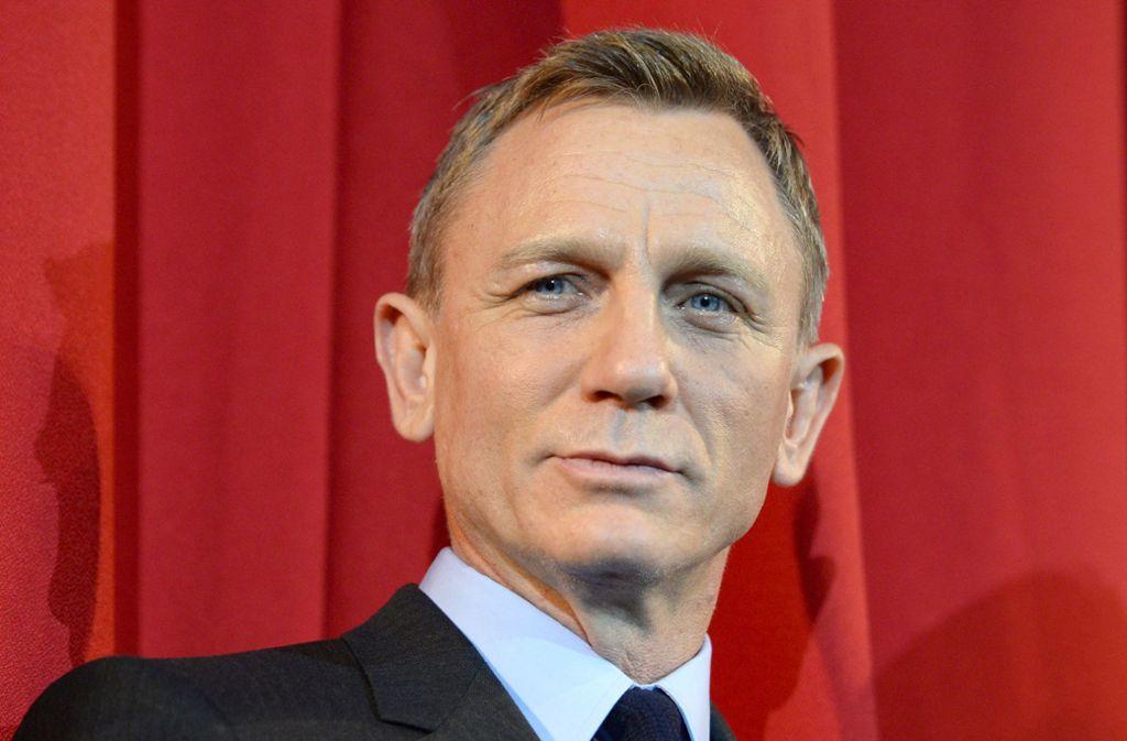 Daniel Craig hatte anfangs Zweifel an seiner Besetzung als James Bond. Foto: dpa/Britta Pedersen