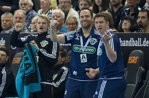 Roi Sanchez gegen Jens Bürkle – das Duell der Trainer-Freunde