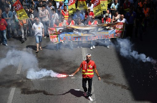 Streiks drohen auch zum EM-Start