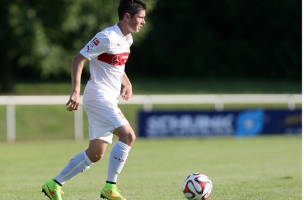 Künftig für Fürth am Ball: Marco Rojas. Foto: Baumann
