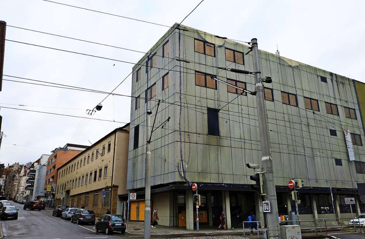 Braucht die Telekom die Flächen an der Böblinger Straße noch? Foto: Kathrin Wesely