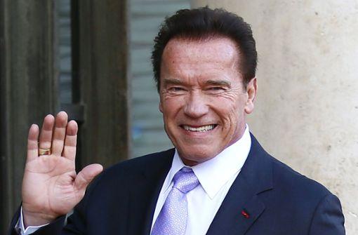 """Schwarzenegger nennt Donald Trump """"eine weich gekochte Nudel"""""""