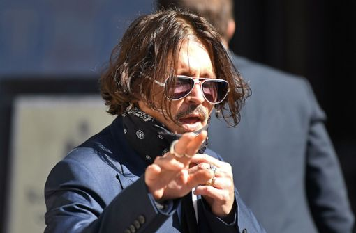 """US-Schauspieler Johnny Depp klagt gegen die """"Sun"""""""