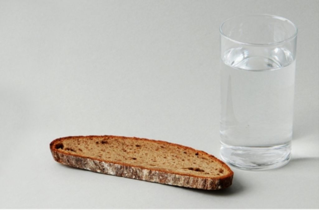 Bei der Teilzeit-Diät ist nur zwei Tage in der Woche Tristesse angesagt: Foto: dpa