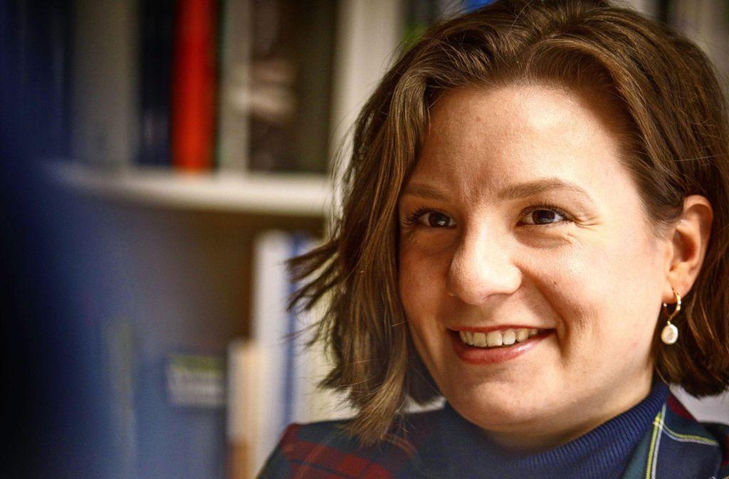 Kristina Kraemer Foto: Gottfried Stoppel/Gottfried Stoppel