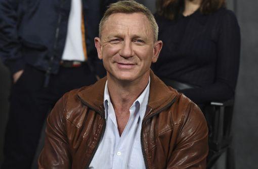 Schauspieler will als James Bond aufhören