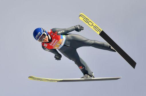Carina Vogt: Die Nummer eins im Skispringen