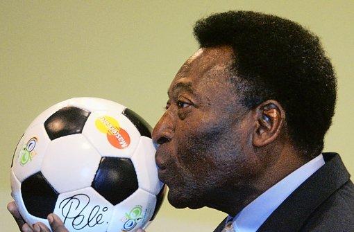 Der König des Fußballs wird 75