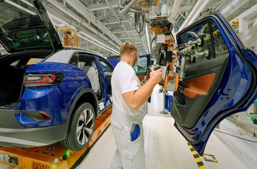 """""""Autoländer"""" fordern mehr EU-Gelder für Batteriefabriken"""
