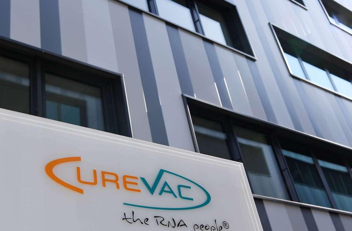 Tübingen: Das Biotech-Unternehmen Curevac  hat einen Rückschlag bei seinem Corona-Impfstoff erlitten. Foto: imago images/ULMER Pressebildagentur/ULMER via www.imago-images.de