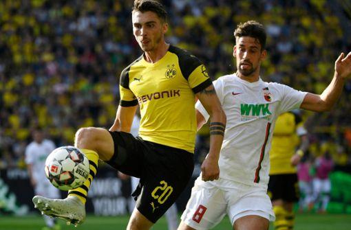 Maximilian Philipp ist zurück in der Fußball-Bundesliga