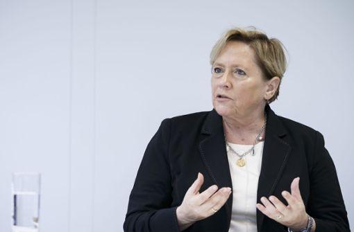 """Eisenmann: """"Es darf nicht am Geld scheitern"""""""