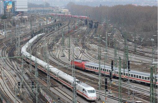 Privatbahnen klagen in höchster Instanz