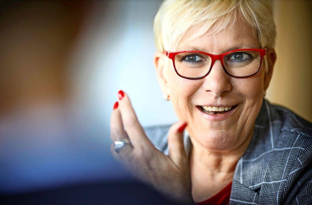 Es sei ein gutes Zeichen, dass der Anstieg der Arbeitslosigkeit abflache, sagt Agenturchefin Christine Käferle. Foto: /Gottfried Stoppel