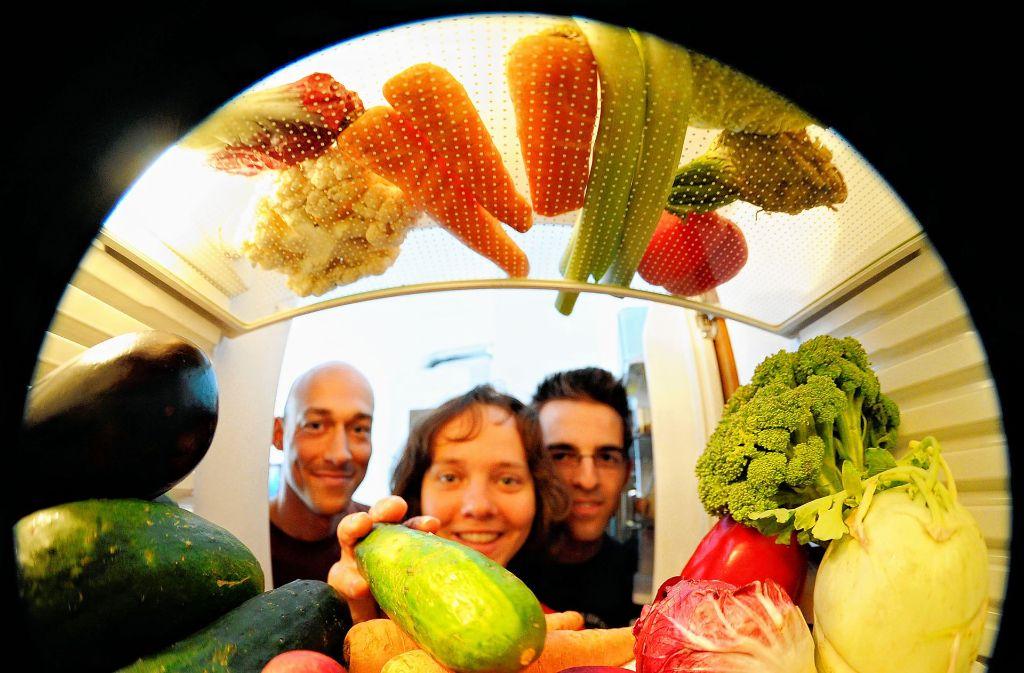 Vegan ist einer der Trends bei jungen Leuten – gern aus in der gemeinsamen Wohnküche zelebriert. Foto: dpa